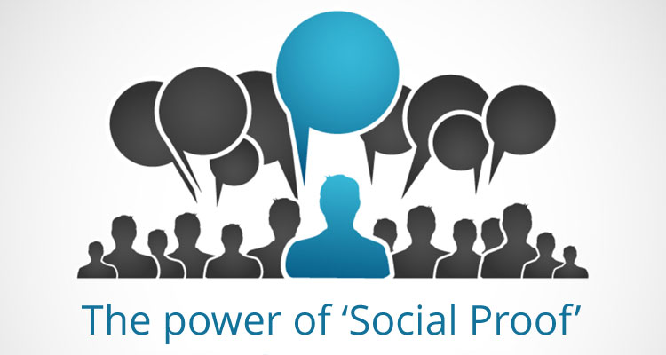 The power of 'Social Proof'